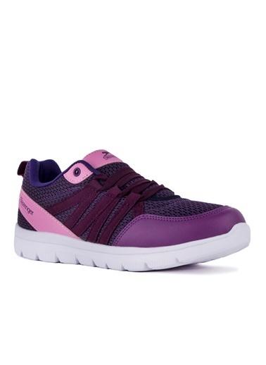 Slazenger Koşu Ayakkabısı Mor